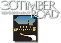 30 Timber Road Bed and Breakfast Logo