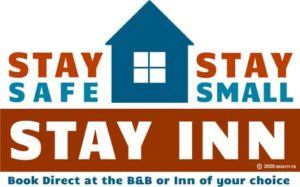 Stay Small Stay Safe Stay Inn logo